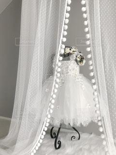 キッズドレスの写真・画像素材[1157477]