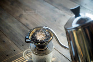 コーヒーを淹れる。の写真・画像素材[1156916]