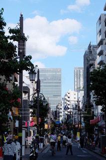 神楽坂散歩の写真・画像素材[1225914]
