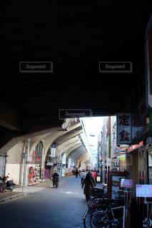 浅草橋駅東口の路上の写真・画像素材[1247812]