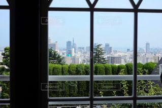異人館からみえる神戸港の写真・画像素材[1265420]