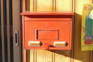 壁の郵便受けの写真・画像素材[1655130]