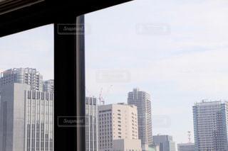 都市の高層ビルの写真・画像素材[2081878]