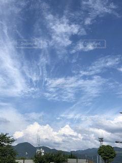 空の雲の写真・画像素材[1235153]