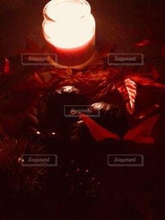 秋の夜長の写真・画像素材[1463541]
