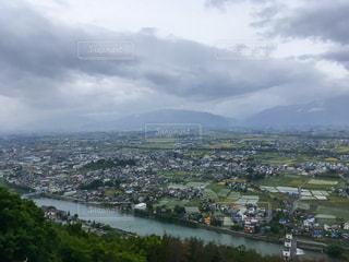 松本市の眺めの写真・画像素材[1183260]