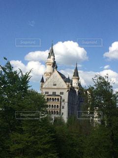 ノイシュバンシュタイン城の写真・画像素材[1158196]