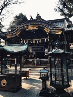 豊川稲荷  東京別院の写真・画像素材[1163273]
