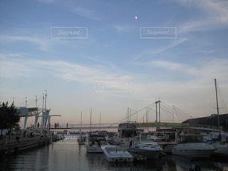 トロントの港の写真・画像素材[1160233]