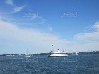 カナダの港の写真・画像素材[1160239]