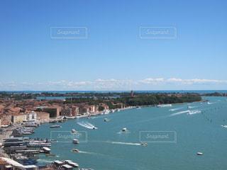 ヴェネツィアの街並みの写真・画像素材[1160360]