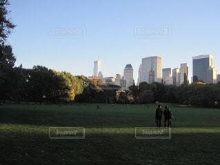 ニューヨークの憩いの場所の写真・画像素材[1160701]