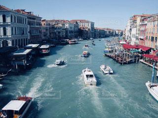 水の都の生活の写真・画像素材[1161502]