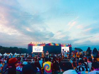 音楽フェスの写真・画像素材[1169090]