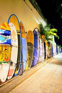 ハワイの街角の写真・画像素材[1159953]
