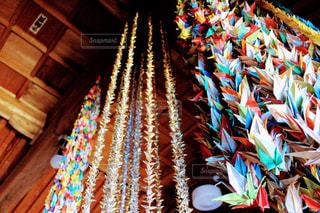 折り鶴の写真・画像素材[1170308]