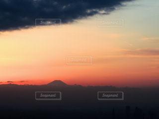 富士のある風景の写真・画像素材[1170322]