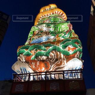 祭のだしを撮影の写真・画像素材[1194170]