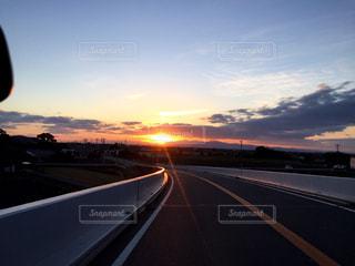 夕焼けの写真・画像素材[1160445]