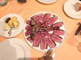 港区のレストランで食事会をした時の写真です。の写真・画像素材[1160078]