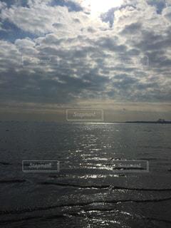 空と海のの写真・画像素材[1160252]