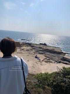 千畳敷の写真・画像素材[2005328]