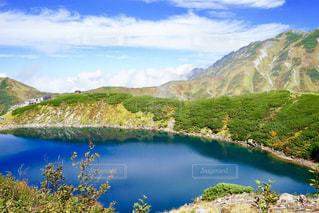 ミクリガ池の写真・画像素材[2491371]