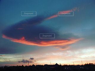 空の雲の写真・画像素材[1162439]