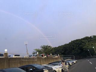 虹の写真・画像素材[2277656]