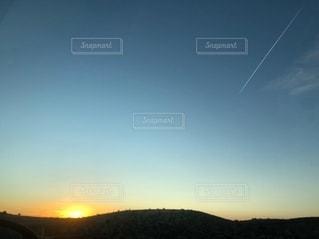 空の雲の写真・画像素材[2703014]