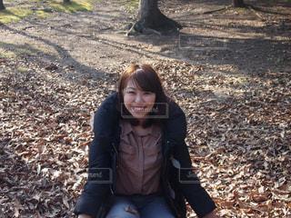 森の中の写真・画像素材[2881582]