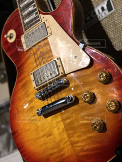 ギターの写真・画像素材[1161844]