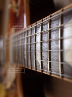 ギターの指板の写真・画像素材[1171662]