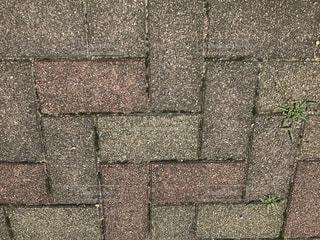 石畳、タイルの写真・画像素材[1244884]