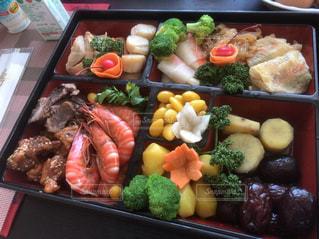 料理の種類でいっぱいのボックス - No.1162259