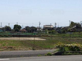 道の端にサイン - No.1165578