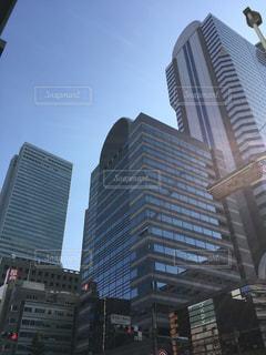 都市の高層ビルの写真・画像素材[1162592]