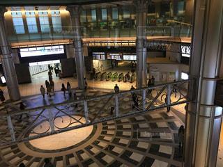 ターミナル駅ホールの写真・画像素材[1162593]