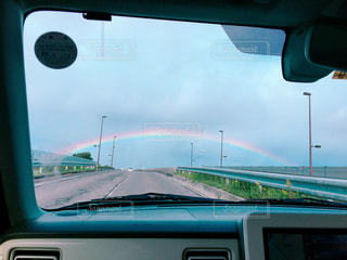 虹の架け橋の写真・画像素材[1163911]