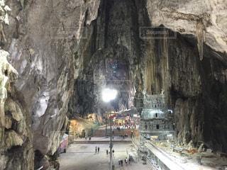 バドゥ洞窟の写真・画像素材[1163382]
