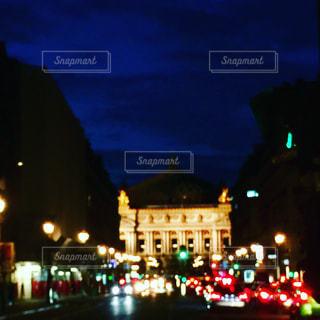 パリの夜の写真・画像素材[1166524]