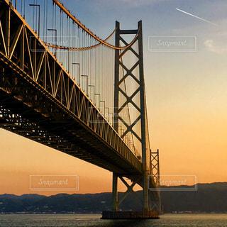 明石海峡大橋の写真・画像素材[1192467]