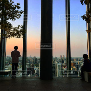 アベノハルカスからの眺めの写真・画像素材[1192485]