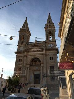 聖メディチコズマエダミアーノ教会の写真・画像素材[1169351]