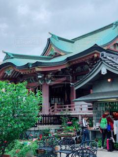 今戸神社の写真・画像素材[1174241]