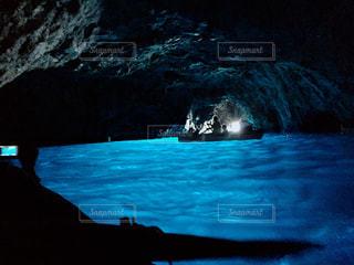 青の洞窟の写真・画像素材[1174251]