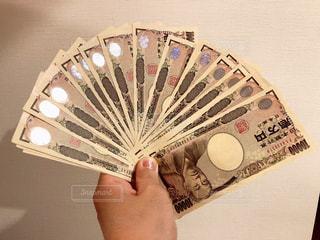 一万円札の写真・画像素材[1176504]