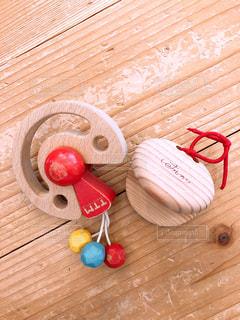 木製のおもちゃの写真・画像素材[1178292]