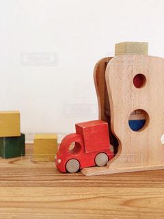 木製おもちゃの写真・画像素材[1178425]