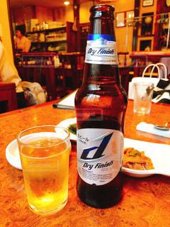 瓶ビールの写真・画像素材[1179724]